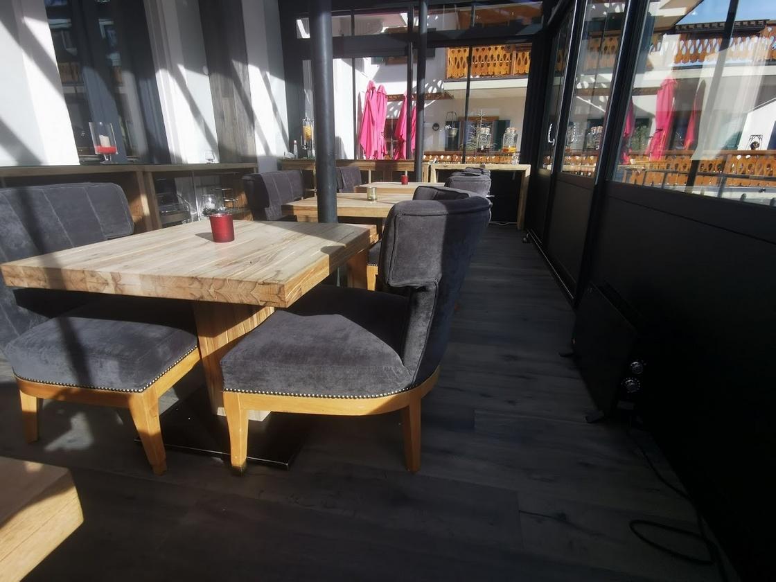 Véranda restaurant Champéry